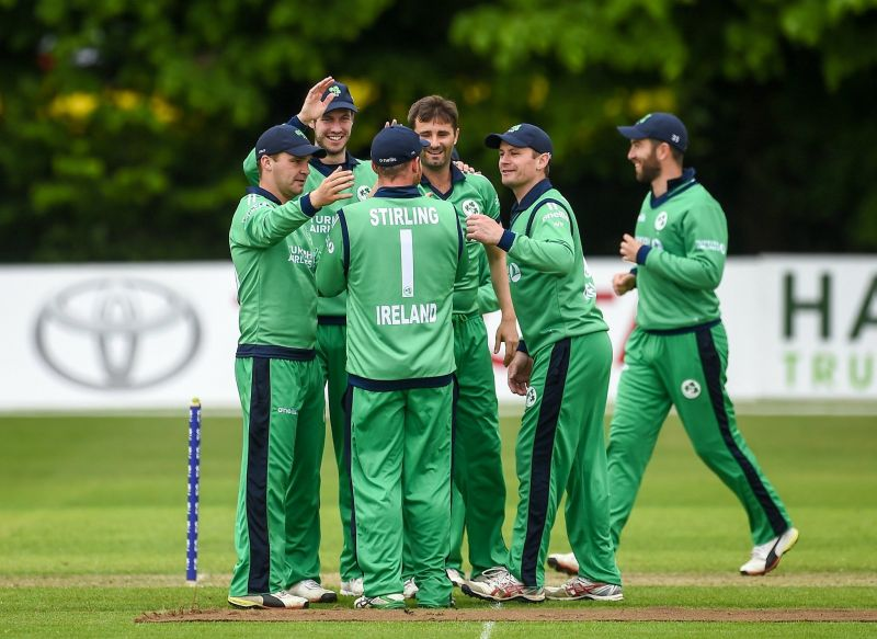 Ireland won the first odi aganist Afghanistan