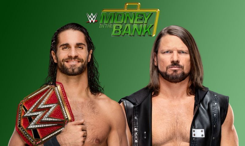 It would be a fascinating battle between the two stalwarts of WWE.
