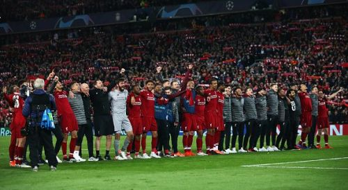 Liverpool produced one of the greatest Champions League comebacks of all time