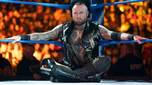 Aleister Black refused to perform as well