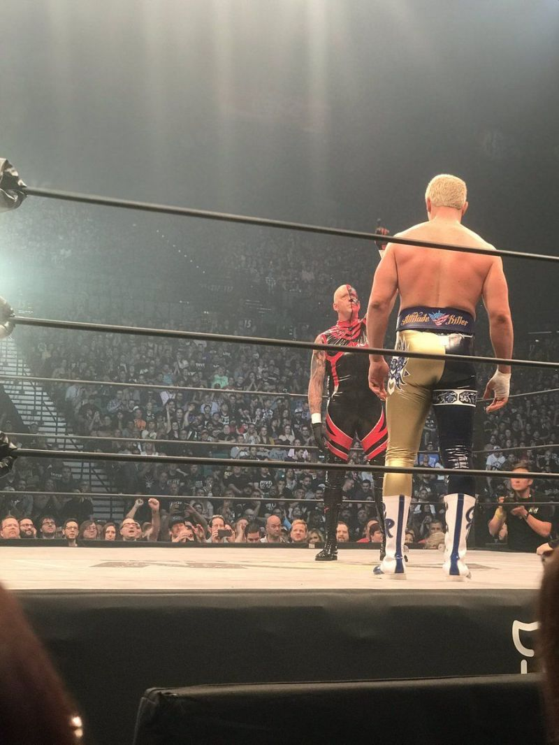 Page 6 - AEW Double or Nothing Results (25th May 2019): Winners