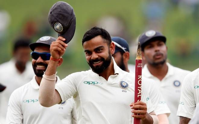 Indian Team retain top spot in ICC test ranking
