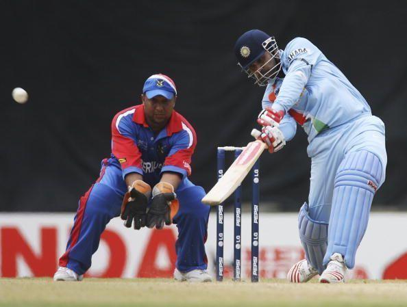 Bermuda v India - Cricket World Cup 2007