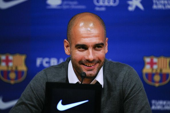 Pep Guardiola has the same emotional attachment to football and Catalonia as Roberto Martínez