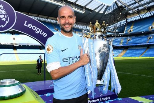 Pep has transformed Manchester City in a relentless title-winning machine