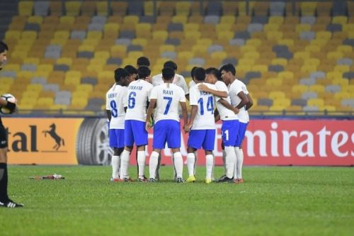 The Indian U-16 squad (Picture for representation)