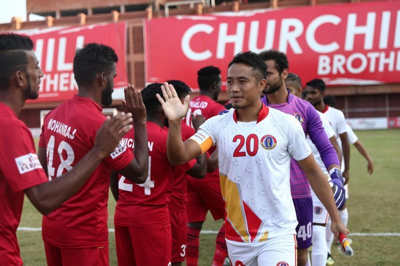 Lalrindika Ralte was the captain of East Bengal this season