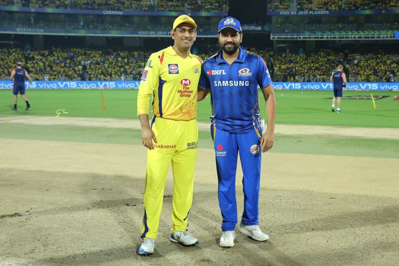 Who will lead their side to their 4th IPL title? (Image Courtesy: IPLT20)
