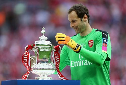 Petr Cech will hang his boots after the UEFA Europa League final between Arsenal and Chelsea to be held next week in Baku