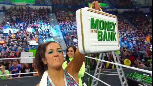 There were a number of interesting stats coming out of Money in the Bank