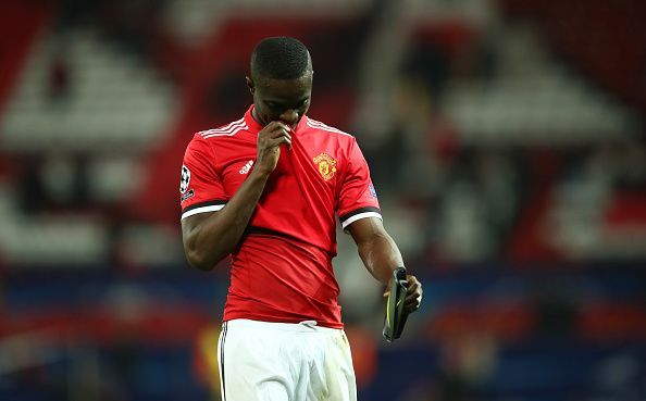 Bailley could be on the way out of Manchester United in the summer