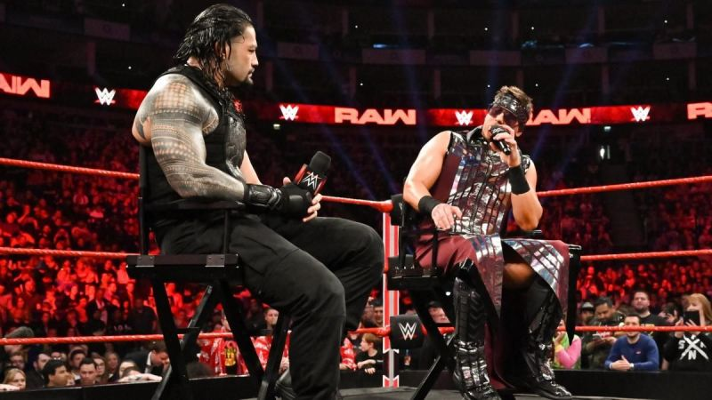 The Miz & Roman Reigns both have huge matches at MITB
