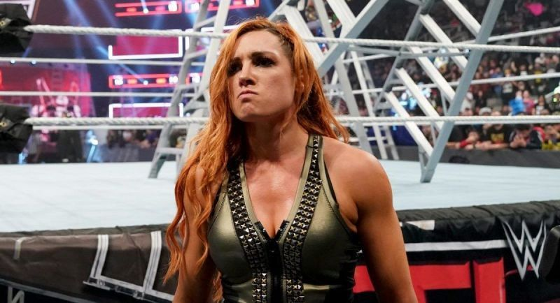 Charlotte ruined Becky Lynch