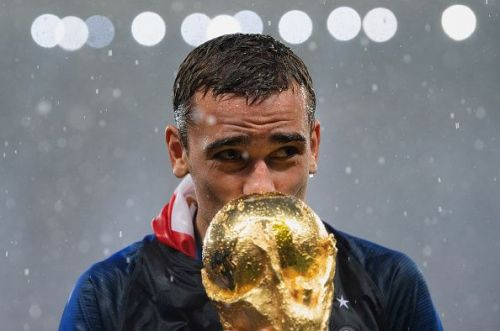Already a world-cup winner with a being a first-team player.