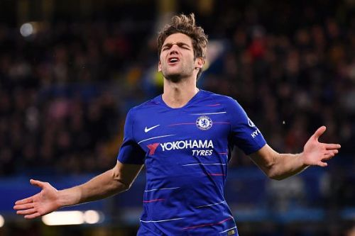 Marcos Alonso has been criticised this season for his form