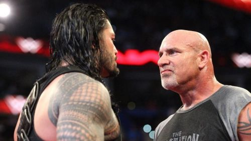 On raw to face goldberg