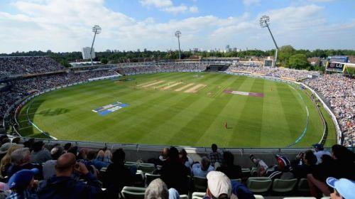 Rohit Sharma and Ajinkya Rahane are the only Indian players to score an ODI century at Edgbaston.