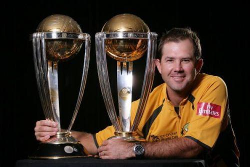 Australian Cricket Team Portrait Session