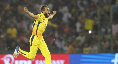 Imran Tahir, the leader of the pack (Photo Courtesy: BCCI/ IPLT20.com)