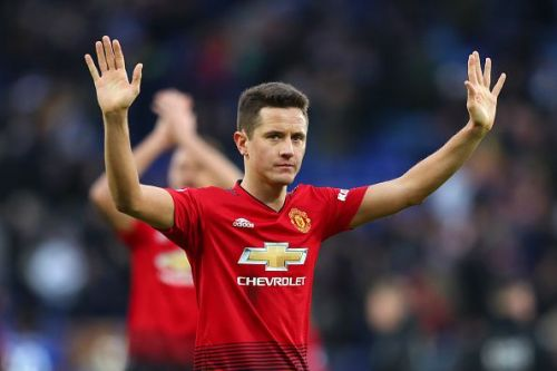 Ander Herrera has confirmed he will leave Manchester United this summer