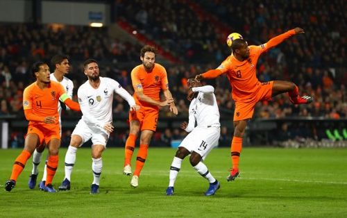 Victory in the Nations League