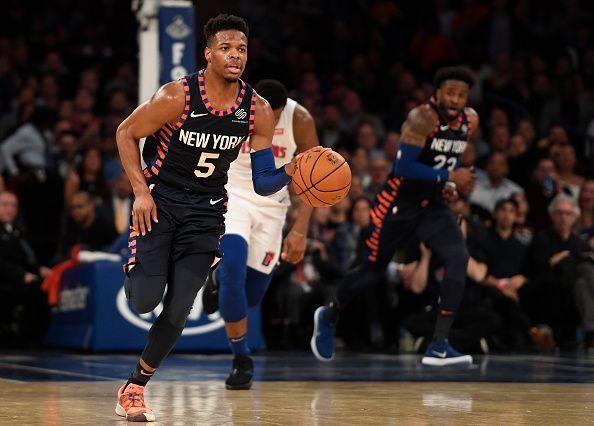 0fb76d68a556 NBA Rumors  3 players who could leave the New York Knicks this summer