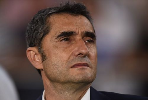 Valverde is expected to be relieved of his duties in the coming weeks