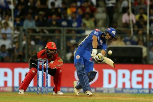 Ishan Kishan scored a quickfire 21 off 9 balls against RCB