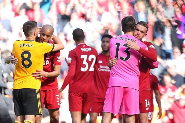 Liverpool and Wolves new players have done their clubs proud.