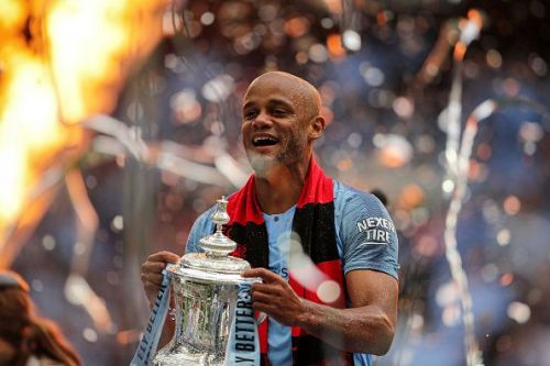 Kompany has been magnificent for City in his 11 years with the club