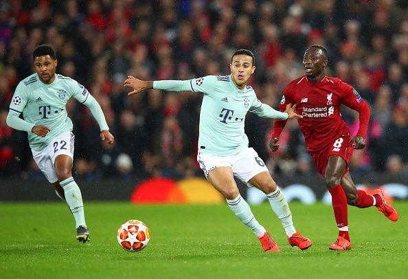 Bayern may be tempted to sell Alcantara