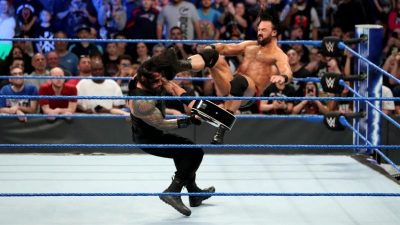 It was a great episode of SmackDown Live