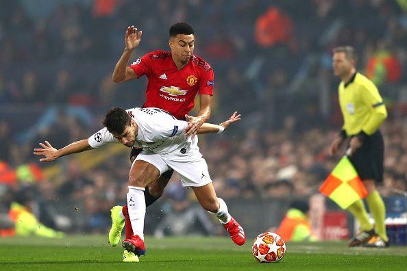 Jesse Lingard wants Ronaldo back at United