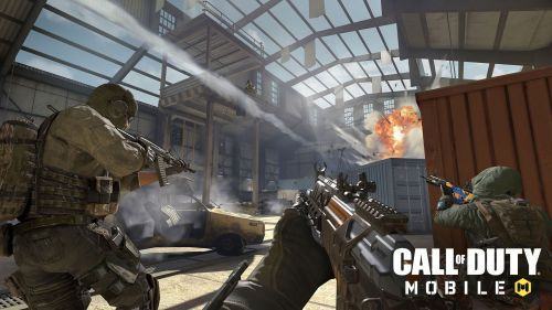 Call Of Duty Mobile Legends Of War