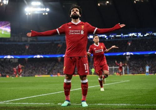 Salah is one of the players to have improved under Klopp