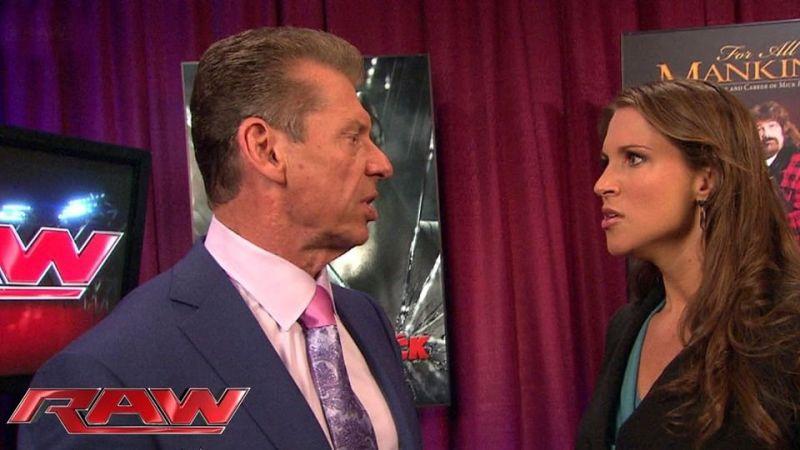 Vince McMahon - Legendary heel