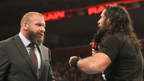 Triple H has the respect of fans and Superstars, but is Vince McMahon going to give him the reins anytime soon?