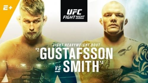 The UFC returns to Sweden this weekend with a big fight at 205lbs
