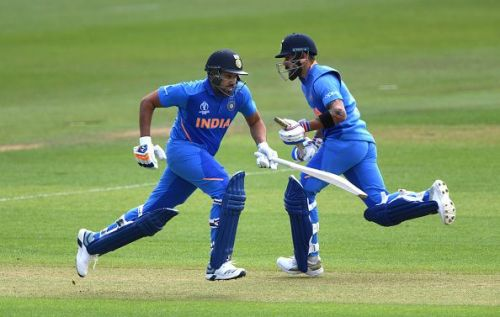 Virat Kohli and Rohit Sharma will hold the key to India's fortunes