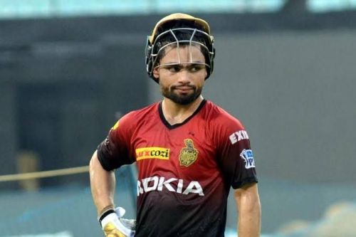 Rinku Singh; Courtesy: IPL/Twitter