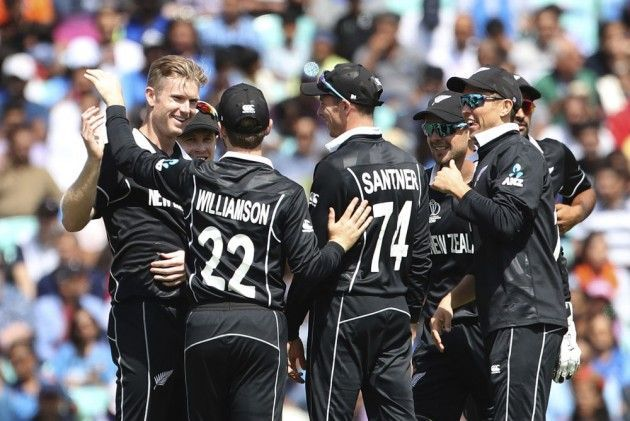 New Zealand started off with a convincing win over India in their first warm-up game