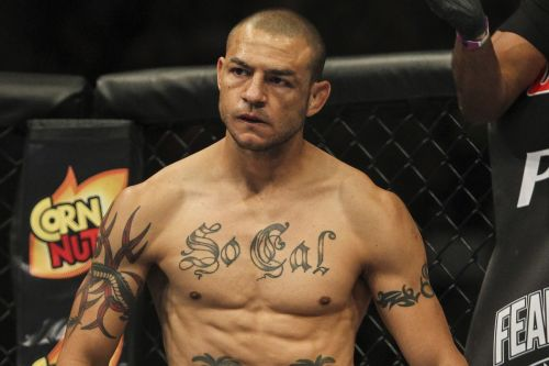 Cub Swanson has a lot of work to do