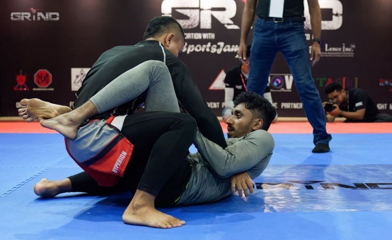 GRIND - India's only pro grappling tournament returns with its third