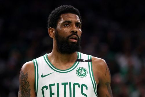 Kyrie Irving is among the impending free agents being linked with a move to the Los Angeles Lakers