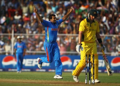 Zaheer was a vital cog in India's wheel in the 2011 World Cup