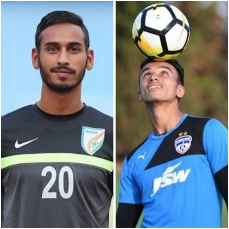 Both Prabhsukhan and Gursimrat are now contracted with Bengaluru FC