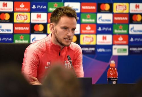 FC Barcelona Training and Press Conference