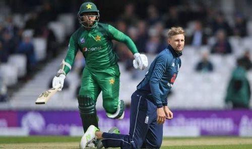 England vs Pakistan, 3rd ODI