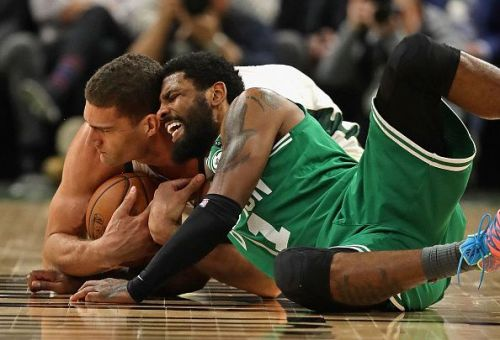The Milwaukee Bucks never allowed the Celtics to get settled, constantly applying the pressure on their shooters