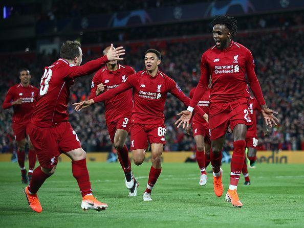 Liverpool v Barcelona - UEFA Champions League Semi Final: Second Leg Tottenham Hotspur v Liverpool - Premier League